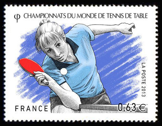 Championnat du monde de tennis de table