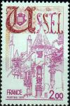 timbre N° 1872, Ussel