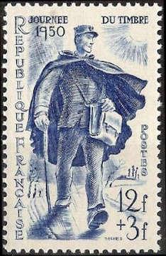 Liste des 16 timbres mis en 1950 for Salon du timbre 2017