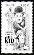 Charlie Chaplin THE KID 100 ANS